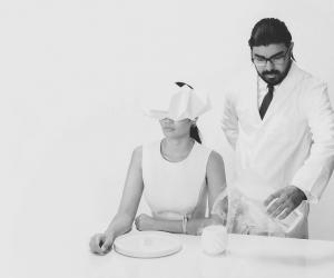 Project Nourished: A virtual reality experience that tricks your taste buds