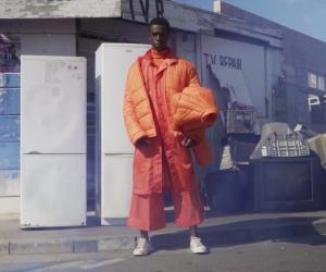 Check out this cinematic lookbook for Rich Mnisi's latest trans-seaonal collection Xingelengele