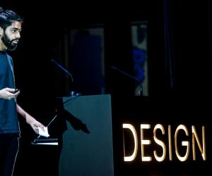 Arjun Harrison-Mann at Design Indaba Conference 2017