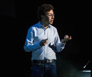 Luis von Ahn at Design Indaba Conference 2017