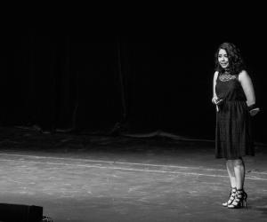 Shaakira Jassat at Design Indaba Conference 2018