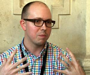 James Goggin at AGI Open 2011