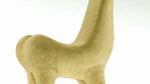 BM Horse Chair by Satyendra Pakhalé
