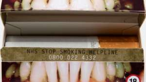 Plain Cigarette Packaging by Jennifer Noon and Sarah Shaw.