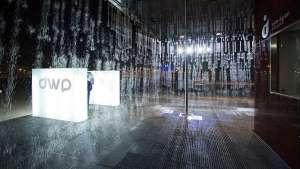 MIT's SENSEable City Lab's Digital Water Pavillion