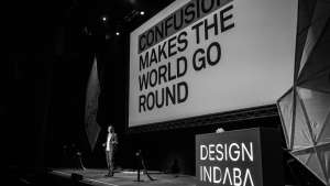 Design Indaba Conference 2016, photo by Jonx Pillimer