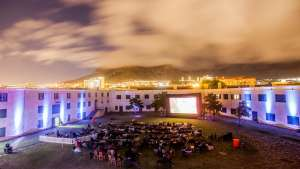 Design Indaba FilmFest alfresco cinema at The Castle of Good Hope