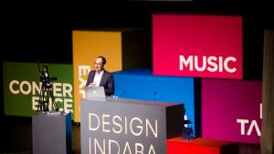 Christoph Niemann launches Petting Zoo app at Design Indaba 2013