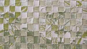 Rethinking Fabricnation wall piece by Fabricnation.