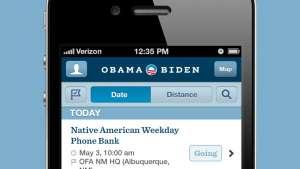Obama For America Mobile Campaign: Core77 Awards 2013.