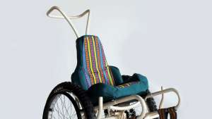 Wheelchair for children in Guatemala: Core77 Awards 2013.