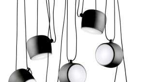 Aim Lamp by Ronan & Erwan Bouroullec.