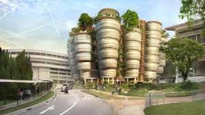 Learning Hub by Thomas Heatherwick.