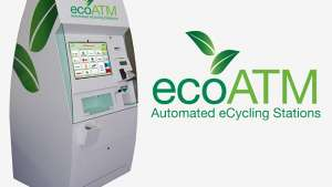 ecoATM Automated eCycling Stations.