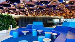 McCann Erickson Headquarters interior design by Tom Dixon.