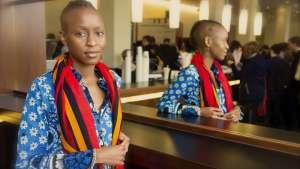 Kenyan animator/filmmaker Ng'endo Mukii. Image: Alex MacNaughton.