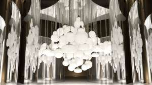 Urbem lighting collection by Christopher Jenner.