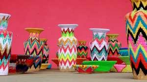 Fluoro Vases – Series 2 by Gone Rural.