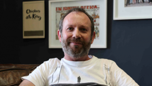 Alistair King, Chief Creative Officer of King James.