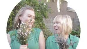 Astrid and Karen Schwarz.