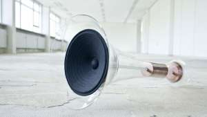 Mood of Music speaker system by Joris Petterson.