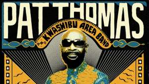 Pat Thomas & Kwashibu Area Band.