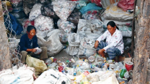 Chennai's landfills are rapidly reaching capacity.