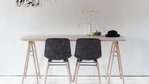 The Samara Work Table by Feist