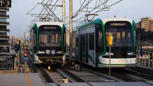 The recent launch of Addis Metro is a move by the Ethiopian government to cure the country's commuting headache. Image: kenya.crazymedias.com