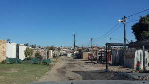Diepsloot is one of SA's most dangerous slums. Image Courtesy of Mameza Community Safety