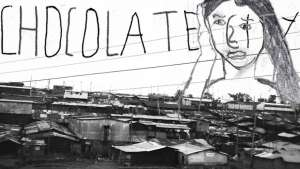 Zinester, a social initiative, is giving children from Kenya's biggest slum a chance to write and photograph their own narrative in a DIY zine. Image: Zinester