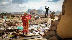 Abou Kisige'a image won the grand prize at Uganda's Press Photo Awards.