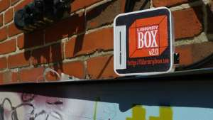 LibraryBox is an open source, file sharing device.