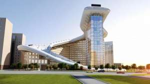 Kazakhstan's next architectural feat could see a ski slope constructed atop a residential apartment block.