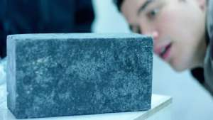 Eco-BLAC brick