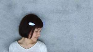 Tatsuya Honda, a graduate of the Future University Hakode, has designed a more intuitive aid for hearing impaired users that translates sound to vibration.