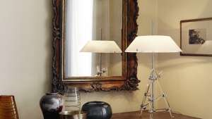 Italian design brand Fontana Arte has been creating lighting fixtures for over 80 years, with some of their earliest designs still amongst their most popular