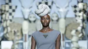 "Mille Collins ""Curio I city"" at AFI Mercedes-Benz Fashion Week Joburg"