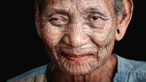 Photo series captures the tattooed faces of a dying culture in Myanmar