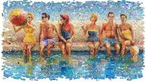 Charis Tsevis' Endless Summer