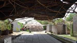 The centre of human habitat and alternative technology