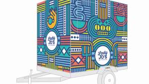 Being Frank, a collective of three South African designers, is hoping to transform three informal food vendors into well branded, mobile food trailers
