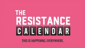 Resistance calendar  homepage