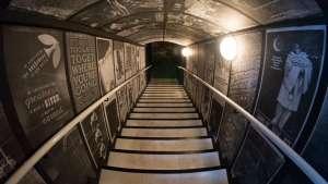 Typeyard Micro Museum, Timisoara, Romania - Underground Images SVA