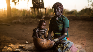 People of the Omo Valley