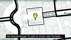 BlindWiki GPS system