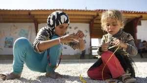 IBTASEM Playground for refugee children