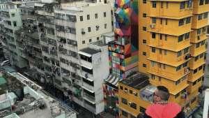 Rainbow Thief, Okuda, Hong Kong