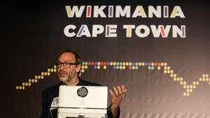 Jimmy Wale - Wikimania 2018