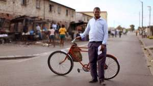 Bicycle culture in South Africa